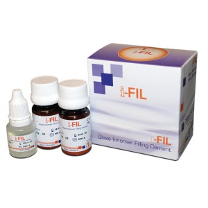 I -FIL Cement Glasjonomerowy A3 20g+10ml